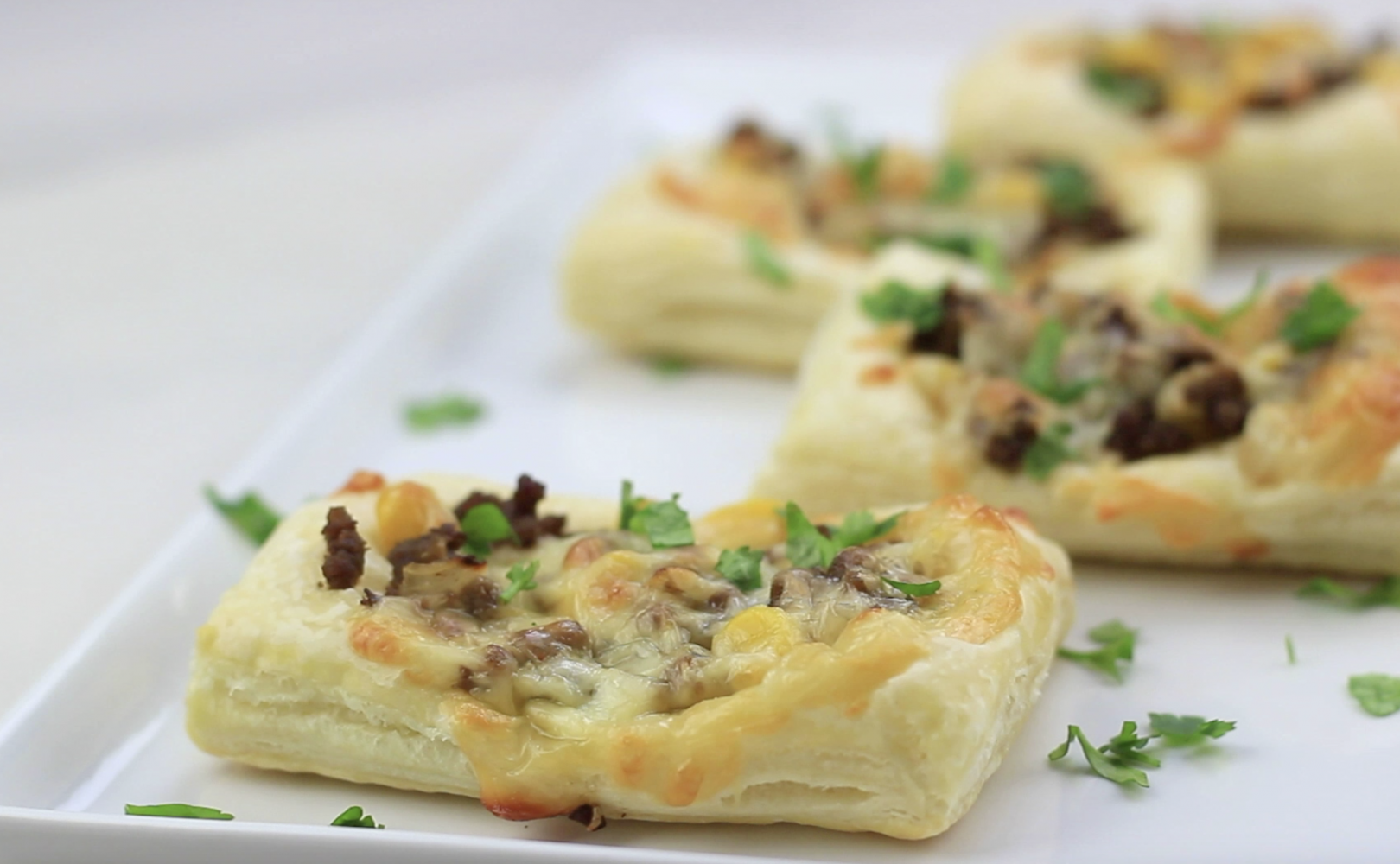 Taco Puff Pastry